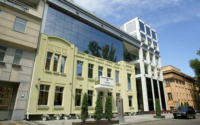 """Гостиница """"Park Hotel"""", Днепропетровск"""